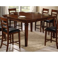 <strong>Emerald Home Furnishings</strong> Dayton Counter Height Dining Table