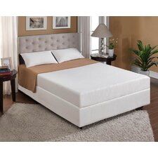 "8"" Cool Jewel Twilight Gel Memory Foam Mattress"