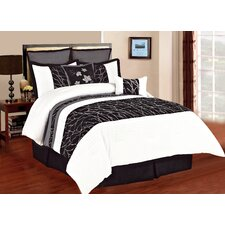 Central Park 8 Piece Bedding Set