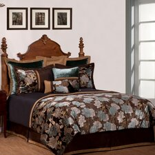 <strong>Phoenix Home Fashion</strong> Rainforest 9 Piece Comforter Set