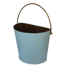 <strong>Antique Revival</strong> Bastia Metal Half Bucket