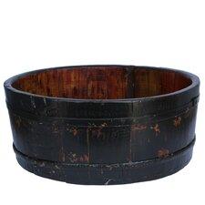 Round Basin Bucket