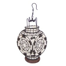 Chinese Ornate Lantern Figurine