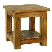 <strong>Antique Revival</strong> Rustic Valley Plant Stand