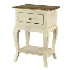 Rustic Valley Le Bureau Telephone Table