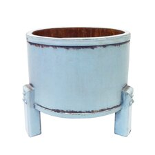 Three Legged Planter Bucket
