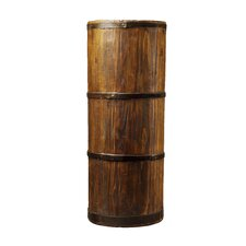 Vintage Wooden Tools Barrel Bucket