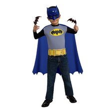Batman Child Costume Blister Set