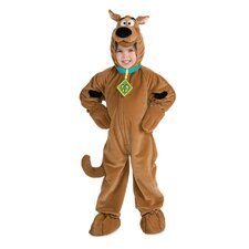 Scooby-doo Deluxe Child Costume