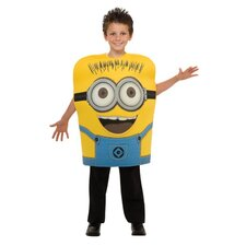 Dispicable Me Minion Jorge Child Costume
