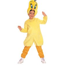 Looney Tunes Tweety Bird Costume