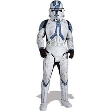 Star Wars Classic Deluxe Clone Trooper Child Costume
