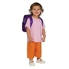 Nickelodeon Dora the Explorer Deluxe Child Costume