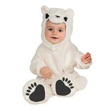 Cuddly Jungle Polar Ice Ice Baby Costume