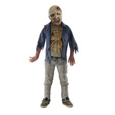 Large Decomposed Zombie Costume