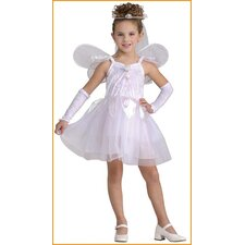 Fairy Bride Child Costume