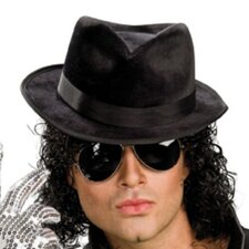 Michael Jackson Adult Fedora Hat