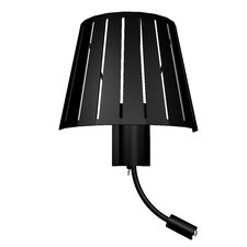 Mix 1 Light Wall Lamp with Reading Light