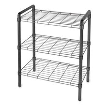 "Art of Storage Quick Rack 30"" H 3 Shelf Shelving Unit"