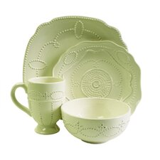 Gabrielle 16 Piece Dinnerware Set