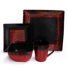 Livingston 16 Piece Dinnerware Set
