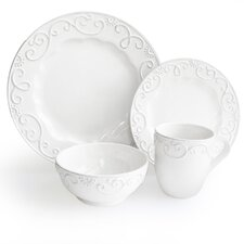 Mina 16 Piece Dinnerware Set
