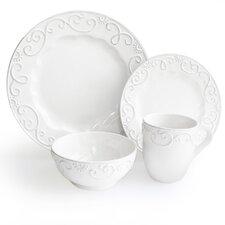 Mina 16 Piece Dinnerware Set