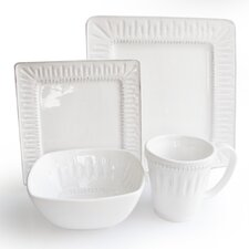 Kenzie 16 Piece Dinnerware Set