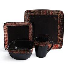 Sedona 16 Piece Dinnerware Set
