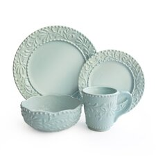 Isabelle 16 Piece Dinnerware Set