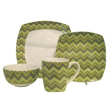 Pasadena 16 Piece Dinnerware Set