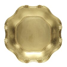 Olivia Charger Plate