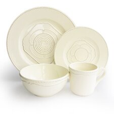 Vanessa 16 Piece Dinnerware Set