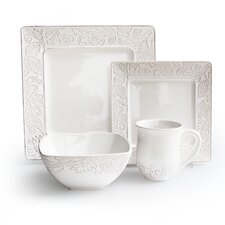 Belinda 16 Piece Dinnerware Set