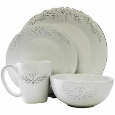 Antibes 16 Piece Dinnerware Set