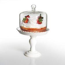 Bianca Pedestal Cake Plate