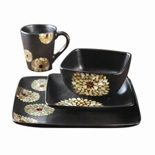 Asiana 16 Piece Dinnerware Set