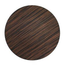Faux Wood Charger Plates (Set of 4)