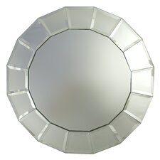 "13"" Mirror Charger Plate (Set of 2)"