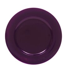 "13"" Round Charger Plate (Set of 8)"