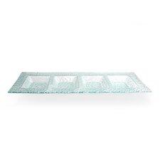 """Clara 20.5"""" Rectangular Platter"""