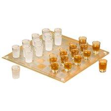 Game Night 27 Piece Checker Shot Glass Set