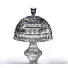Princeton Domed Crystal Cake Stand