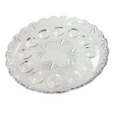 <strong>Fifth Avenue Crystal</strong> Portico Egg Tray