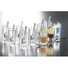Lugano 21 Piece Taster Shot Glass Set