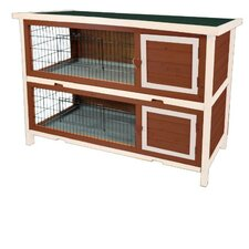The Duplex Rabbit Hutch