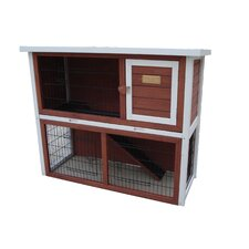The Loft Poultry Chicken Coop with Ramp