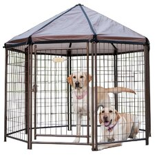 "<strong>Advantek</strong> 60"" Gazebo Pet Pen"
