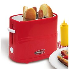 Americana Elite 2-Slice Hot Dog Toaster