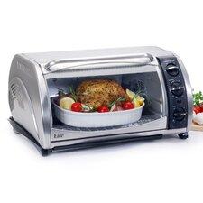 Elite Gourmet 0.7-Cubic Foot Toaster Oven